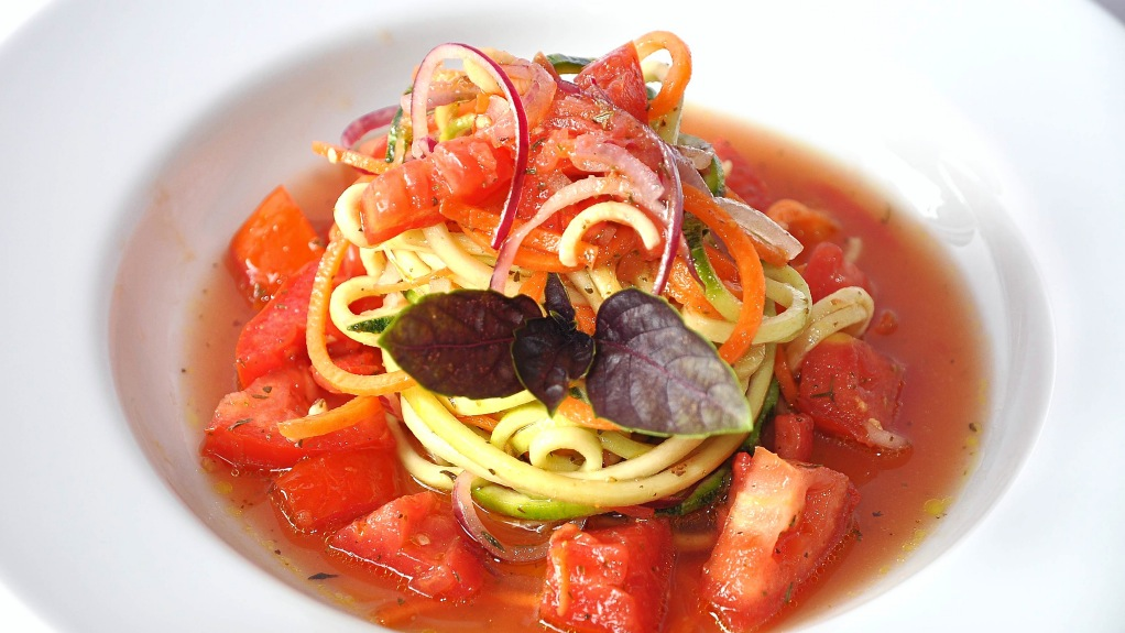 Spaghettata Vegan-Crudista