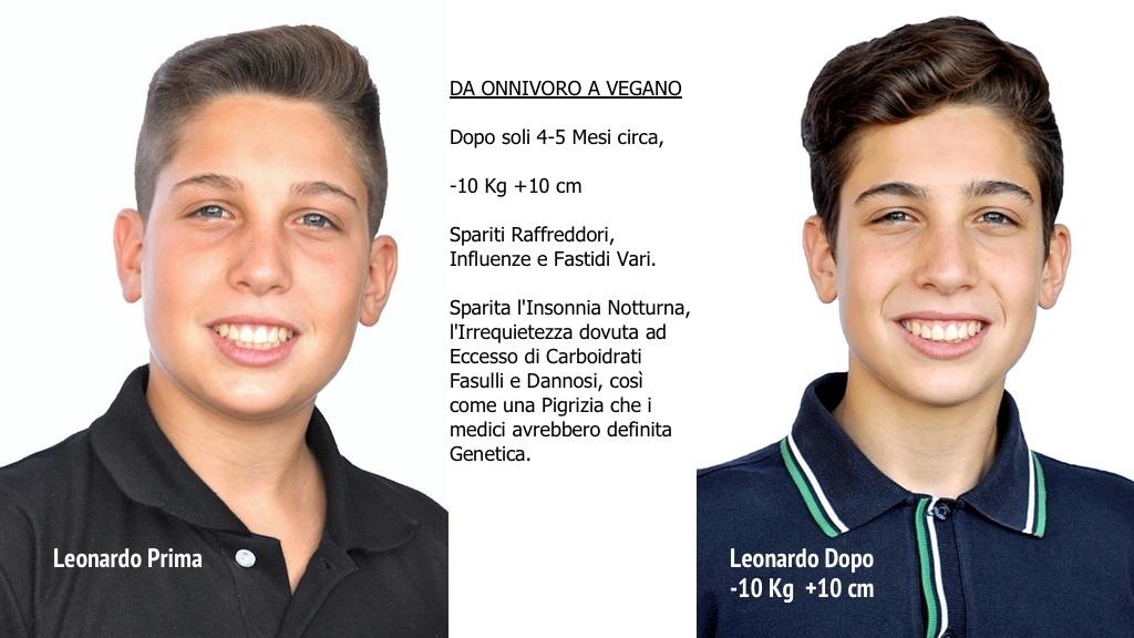 foto by Paolo Cavacece - Leonardo Prima e Dopo