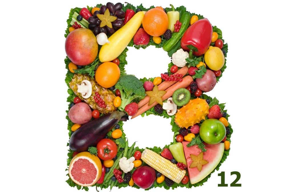 Vitamina B12 Vegetali