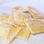 Ravioli Integrali al Limone