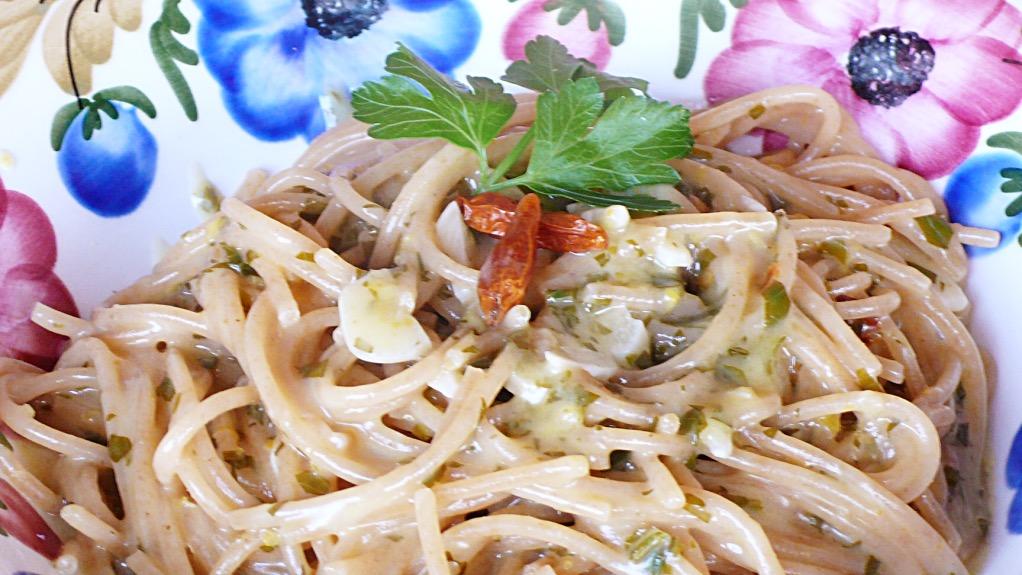 foto by Paolo Cavacece - Spaghetti Integrali al Limone