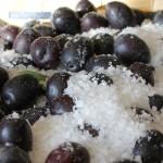 Deamarizzazione Olive