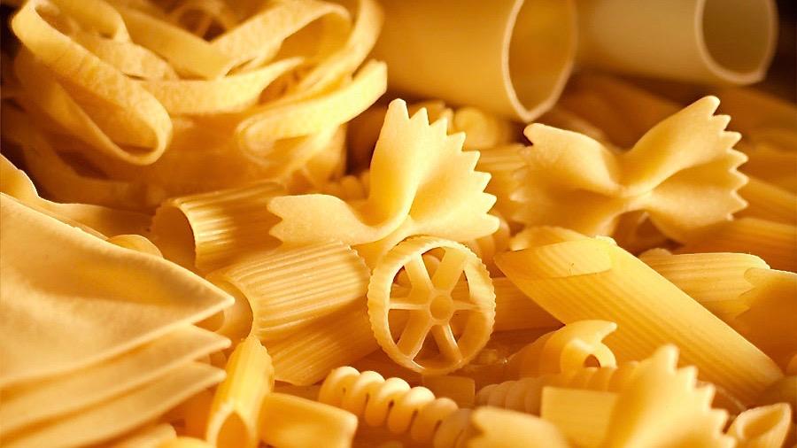 Vari Tipi di Pasta senza Glutine - Attenzione però agli Ingredienti!