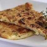 Farinata con Zucchine