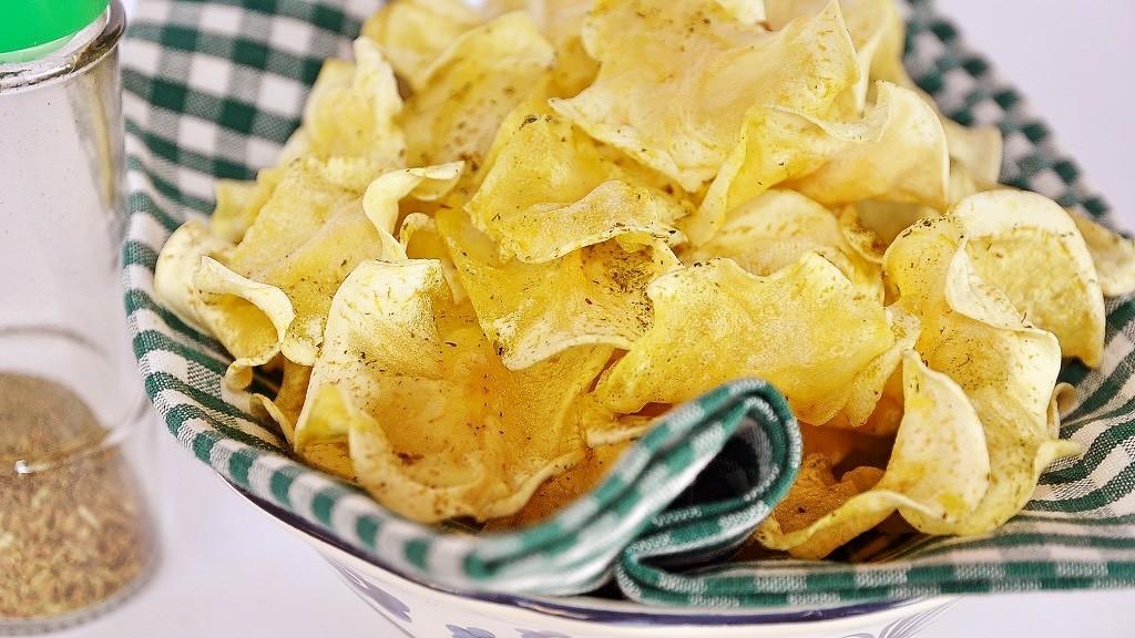 Chips Patate Disidratate