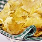 Chips di Patate Essiccate