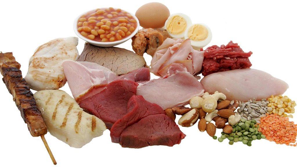 Proteine Raccomandate Poche