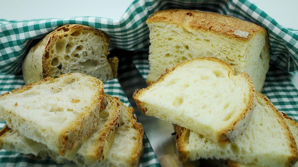 Pane di Grano Duro e Grano Tenero