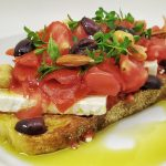 Crostone con Feta e San Marzano