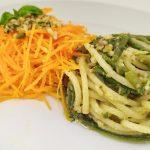 Fagiolini Sant'Anna, Spaghetti e Julienne di Carote